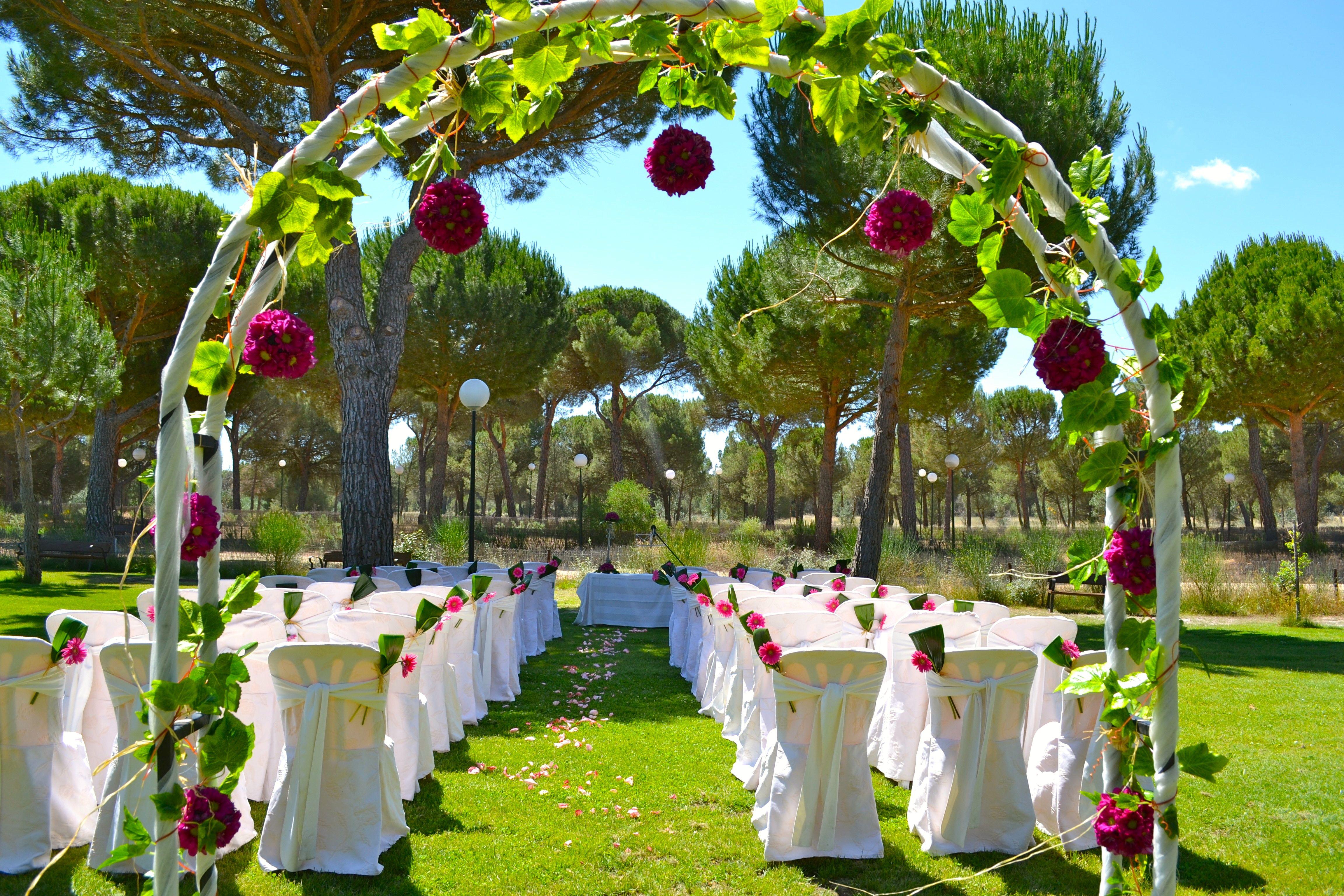 Matrimonio In Kenya : Ceremonia civil en el jardín del palomar la posada real