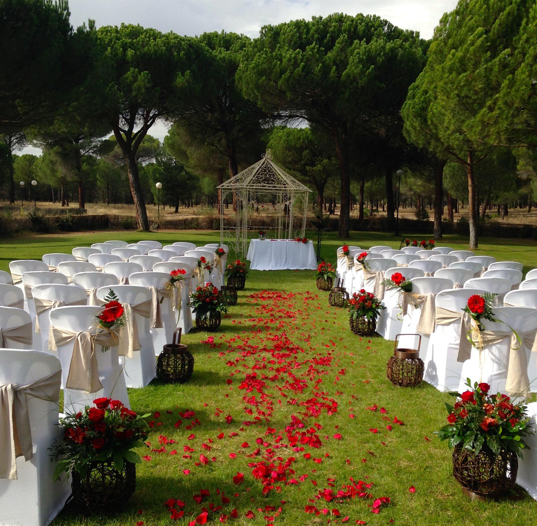 Decoracion boda civil en jardin decoracin en jardin boda - Decoracion jardin boda civil ...
